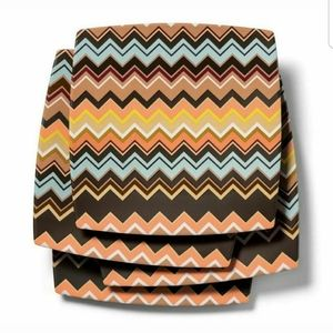 4 Pk Missoni for Target Plate Set